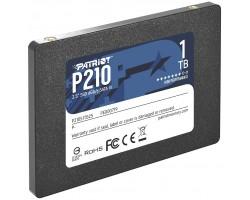 """Накопитель SSD 1 Тб SATA PATRIOT P210 P210S1TB25 (, 2.5"""")"""