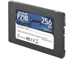 "Накопитель SSD 256 Гб SATA PATRIOT P210 P210S256G25 (, 2.5"")"