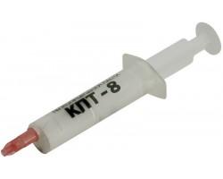 Термопаста КПТ-8 (0.8 Вт/м•К, 8 грамм)