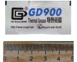 Термопаста GD GD900-MB05 (4.8 Вт/м•К, 0.5 грамма)