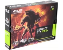 Видеокарта GeForce GTX 1050 Ti 4Гб GDDR5 ASUS CERBERUS-GTX1050TI-A4G