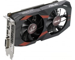 Видеокарта GeForce GTX 1050 Ti 4Гб GDDR5 ASUS CERBERUS-GTX1050TI-O4G