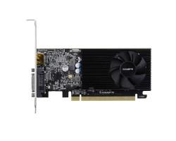 Видеокарта GeForce GT 1030 2Гб GDDR4 GIGABYTE GT 1030 Low Profile D4 2G GV-N1030D4-2GL
