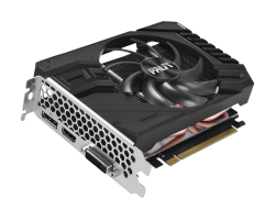 Видеокарта GeForce GTX 1660 SUPER 6Гб GDDR6 PALIT GeForce GTX 1660 SUPER StormX 6G NE6166S018J9-161F