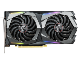 Видеокарта GeForce GTX 1660 SUPER 6Гб GDDR6 MSI GeForce GTX 1660 SUPER GAMING X