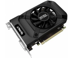 Видеокарта GeForce GTX 1050 Ti 4Гб GDDR5 PALIT StormX (NE5105T018G1-1070F)