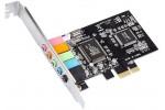 Звуковые карты PCI Express