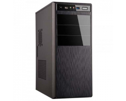 ПЭВМ N-Tech A-X A10-9700 / AMD A320 / 4 Гб DDR4 / 2 Тб HDD / DVD±R/RW / AMD Radeon R7 Series / 450 Вт