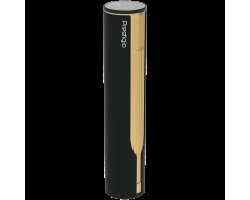 Аксессуары для напитков PRESTIGIO PWO104GD Prestigio Maggiore, smart wine opener, 100% automatic, opens up to 70 bottles without recharging, foil cutter included, premium design, 480mAh battery, Dimensions D 48*H228mm, black + gold color.