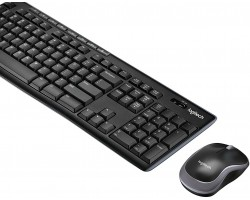 Клавиатура + мышь Logitech Wireless Combo MK270 (920-004518)