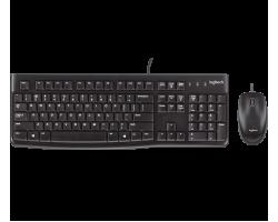 Клавиатура + мышь Logitech Desktop MK120 (920-002561)
