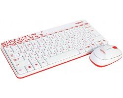 Клавиатура + мышь Logitech Wireless Combo MK240 Nano (920-008212)