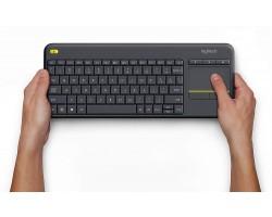 Клавиатура Logitech Wireless Touch K400 Plus TV 920-007147