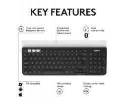 Клавиатура Logitech Multi-Device K780 920-008043