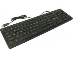 Клавиатура OKLICK 420MRL Black
