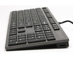 Клавиатура A4TECH Isolation KV-300H Black, Grey USB