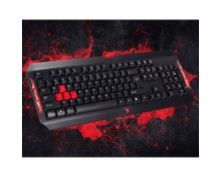 Клавиатура A4TECH Bloody Q100 Black