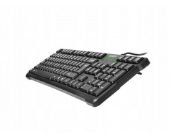 Клавиатура A4TECH ComfortKey KR-750 Black USB