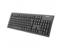 Клавиатура A4TECH ComfortKey KR-83 Black USB