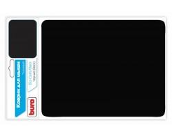 Коврик для мыши Buro BU-Cloth/Black (230x180x3мм)