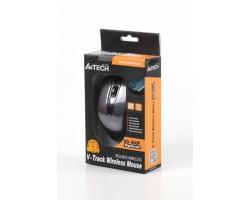 Мышь A4TECH V-Track Zero Delay G9-500F Black