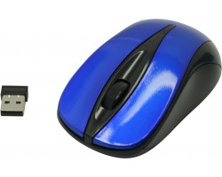 Мышь OKLICK 675MW Black-Blue
