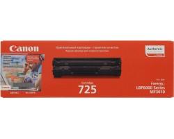 Оригинальный картридж CANON Cartridge 725