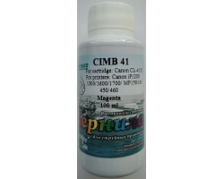 Контейнер с чернилами WhiteInk ink-mate CIMB 41 Magenta 100 ml (CANON CL-41/51)
