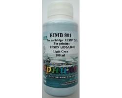 Контейнер с чернилами WhiteInk ink-mate EIMB 801 Light Cyan 100 ml (EPSON T6735)