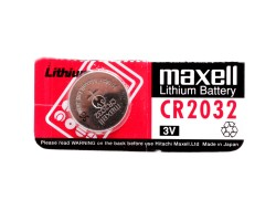 Батарейка MAXELL Lithium Battery CR2032 (Литиевая, 3V, 1 шт.)